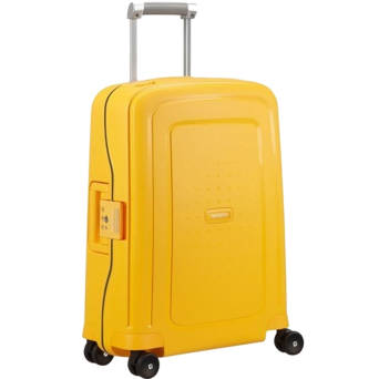 Walizka Samsonite SCure 55x40x20 Sunset Yellow 34l